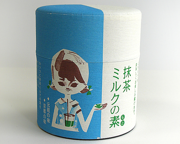 出典 : http://kyoto-wagasi.com/kyo-hayasiya/kyo-hayasiya-greenmilk-hot.html