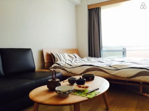 3min to Kyoto sta. Super convenient | Airbnb