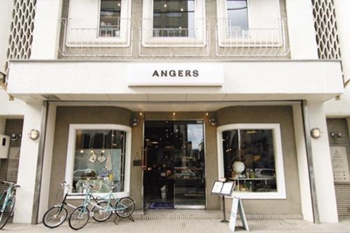 ANGERS(アンジェ) 河原町店 外観