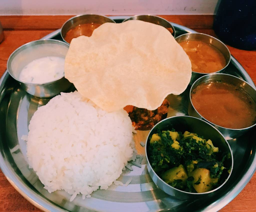 インド食堂 TADKA(タルカ) スペシャルミールス