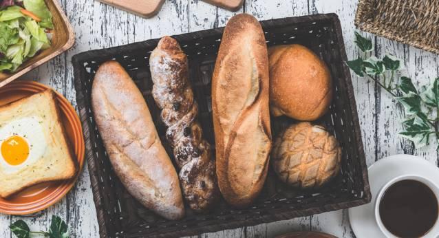 毎週木曜はパンの日ヘッダー