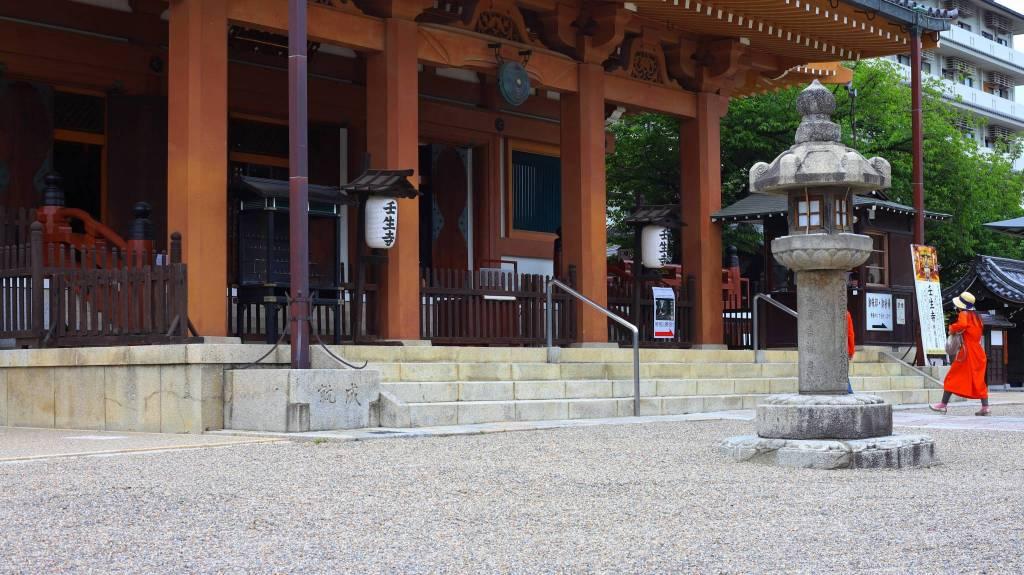 壬生寺正殿